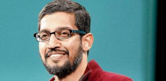 Sundar-Pichai, CEO Google