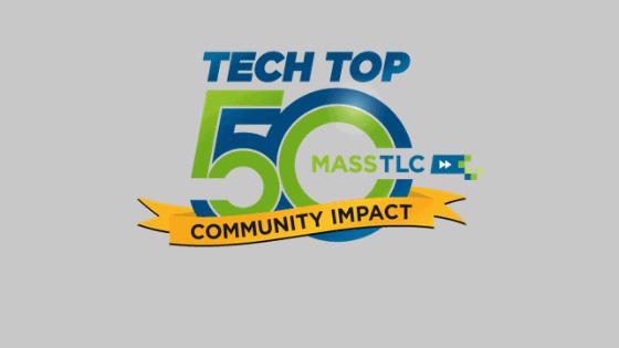 Image of Tech Top 50 logo