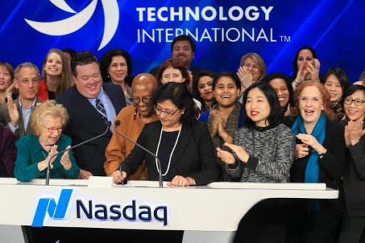 Image of Parna at Nasdaq.