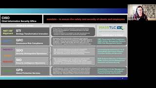 Slide from CISO video