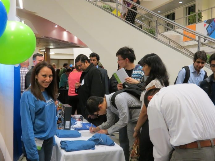 MassTLC Discover Tech Boom career fair