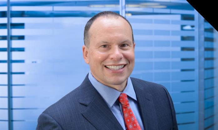 Headshot of David Meredith, CEO of Everbridge