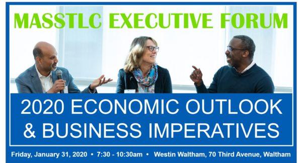 Executive Forum banner