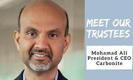 Carbonite CEO Mohamad Ali