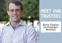 Meet Our Trustees: Steve Conine