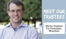 Meet Our Trustees: Steve Conine