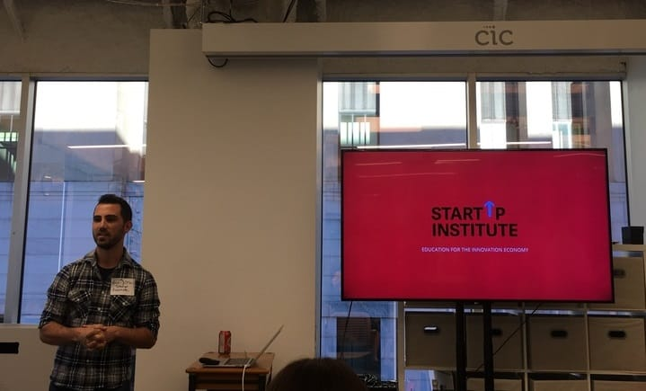 Rich Diteri, Startup Institute, Discover Tech Boom Boston