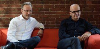 Essential Design's Scott Stropkay and Richard Watson