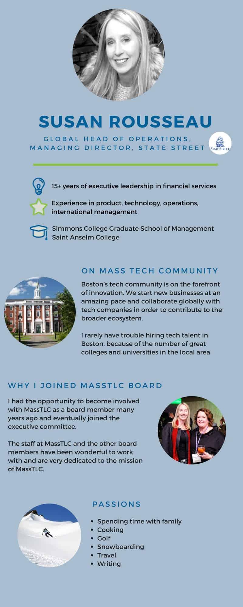 MassTLC Trustee Susan Rousseau