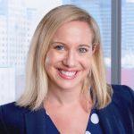 Headshot of Allison MacLeod, CMO of Flywire
