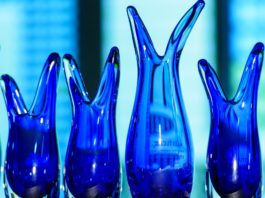 MassTLC Leadership Awards Vases