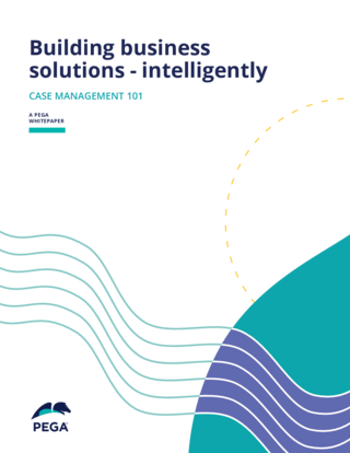 Cover image of white paper on Building business solutions