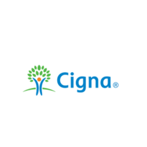 Cigna logo: tree with the word Cigna