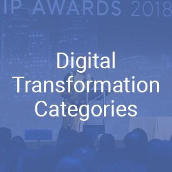Digital Transformation Categories