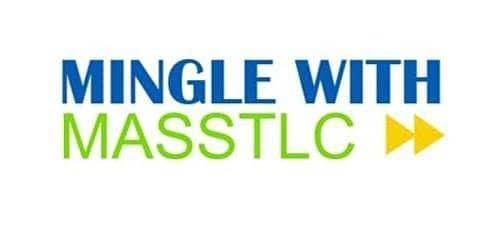 Image text Mingle with MassTLC
