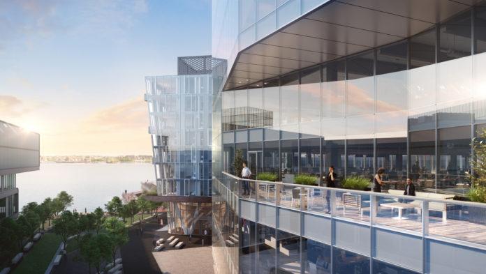 Cengage Pier 4 headquarters