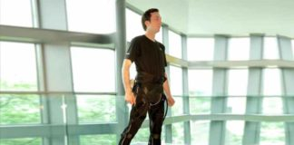 ReWalk softsuit exoskeleton